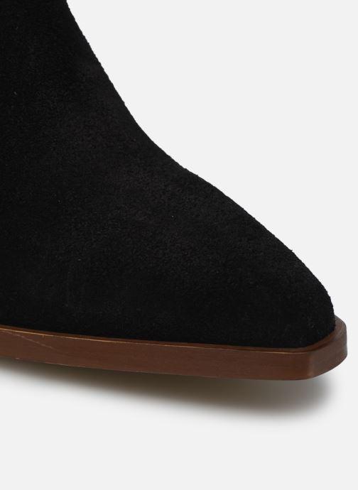 Botines  Made by SARENZA Summer Folk Boots #1 Negro vista lateral izquierda
