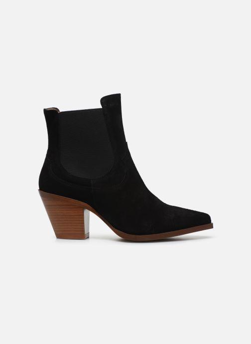 Bottines et boots Made by SARENZA Summer Folk Boots #1 Noir vue détail/paire