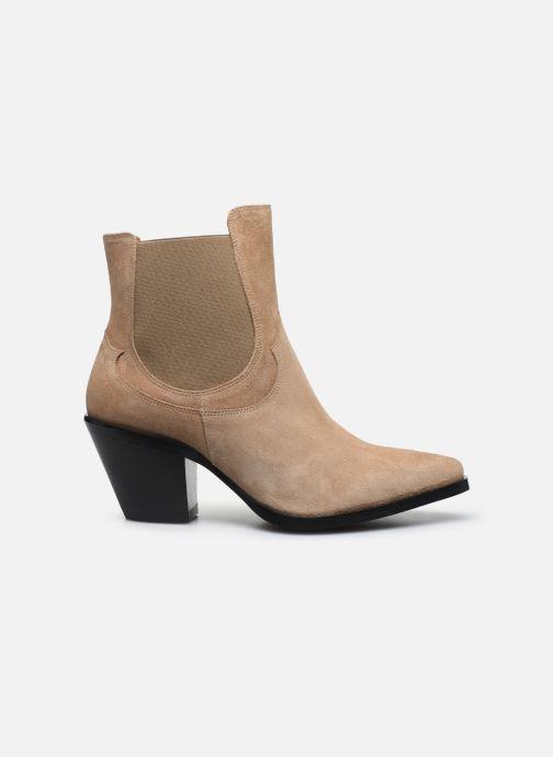 Botines  Made by SARENZA Summer Folk Boots #1 Beige vista de detalle / par