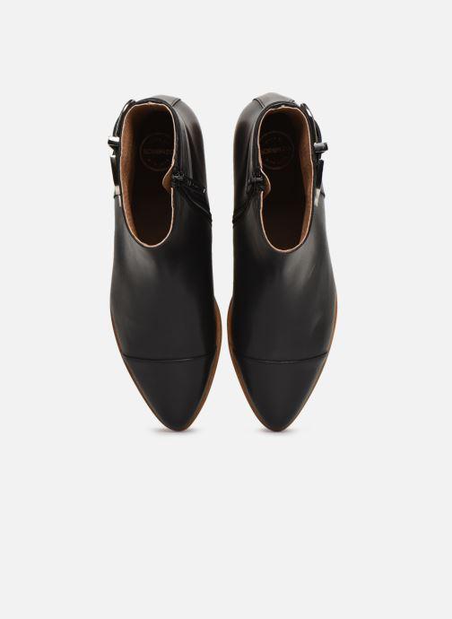 Bottines et boots Made by SARENZA Summer Folk Boots #2 Noir vue portées chaussures