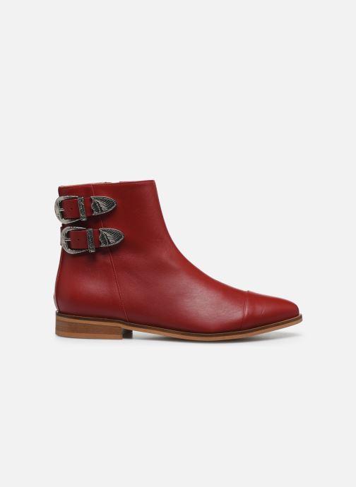 Bottines et boots Made by SARENZA Summer Folk Boots #2 Rouge vue détail/paire