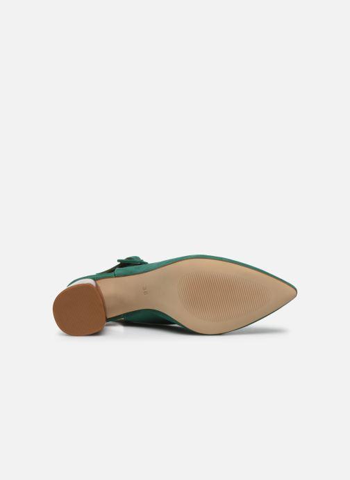 Zapatos de tacón Made by SARENZA Riviera Couture Escarpin #1 Verde vista de arriba