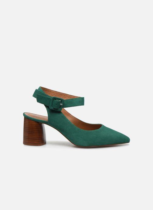 Escarpins Made by SARENZA Riviera Couture Escarpin #1 Vert vue détail/paire
