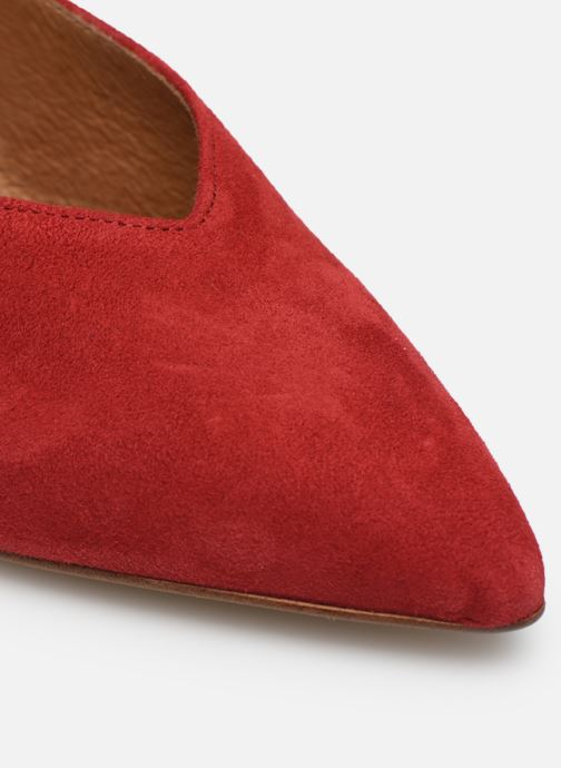Zapatos de tacón Made by SARENZA Summer Folk Escarpin #1 Rojo vista lateral izquierda