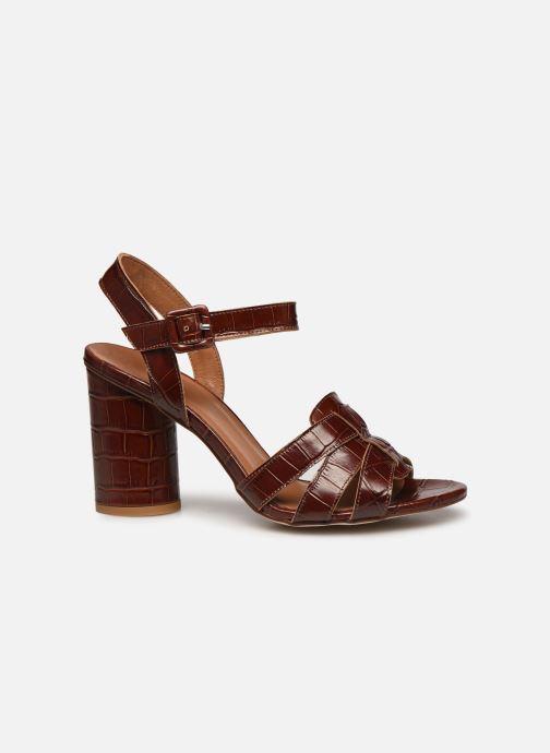 Sandali e scarpe aperte Made by SARENZA South Village Sandales à Talons #1 Marrone vedi dettaglio/paio