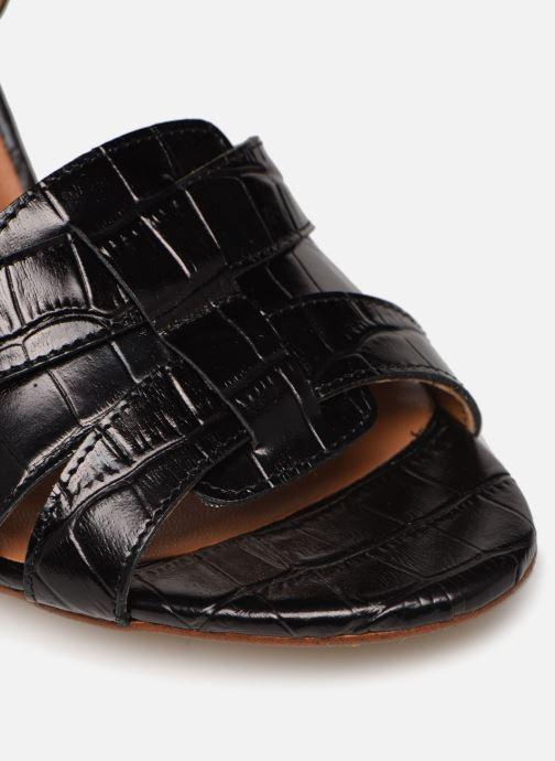 Sandalias Made by SARENZA South Village Sandales à Talons #1 Negro vista lateral izquierda