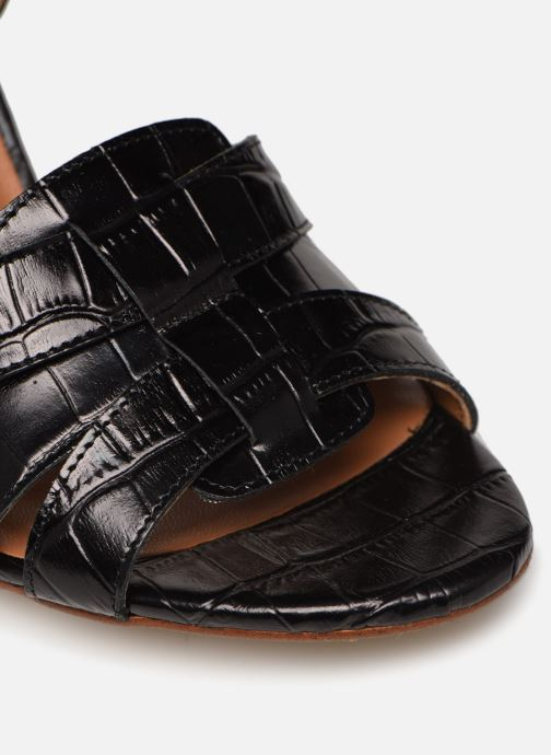 Sandalen Made by SARENZA South Village Sandales à Talons #1 Zwart links