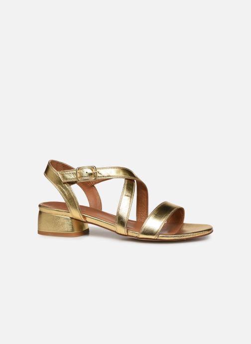 Sandales et nu-pieds Made by SARENZA South Village Sandales à Talons #3 Or et bronze vue détail/paire