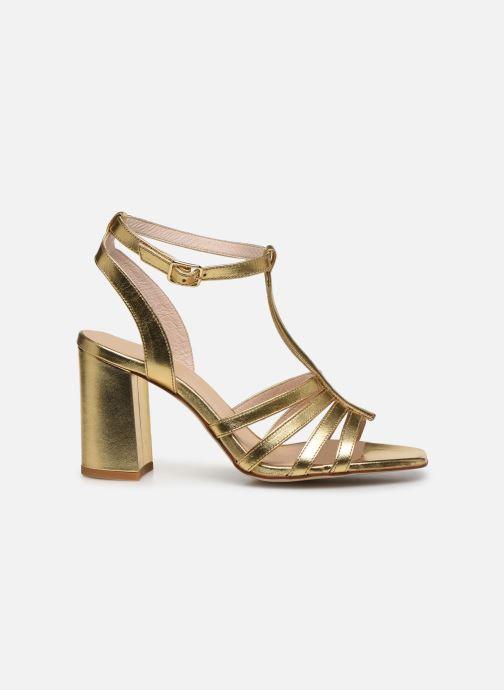 Sandales et nu-pieds Made by SARENZA Africa Vibes Sandales à Talons #1 Or et bronze vue détail/paire