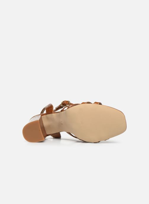 Sandali e scarpe aperte Made by SARENZA Africa Vibes Sandales à Talons #1 Marrone immagine dall'alto