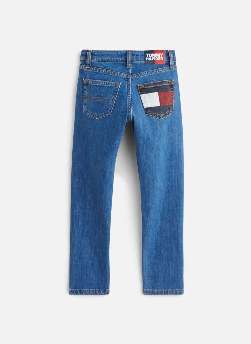 Vêtements Tommy Hilfiger Jean droit 1988 Modern Tapered Frebc Bleu vue bas / vue portée sac