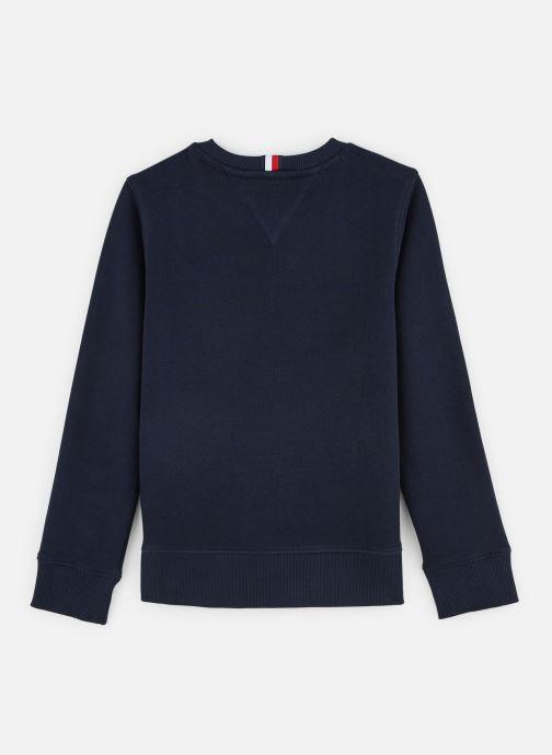 Vêtements Tommy Hilfiger Sweatshirt Essential Hilfiger Sweatshirt Bleu vue bas / vue portée sac