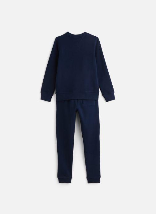 Vêtements Tommy Hilfiger Ensemble de survêtement Boys Tracksuit Pack Bleu vue bas / vue portée sac