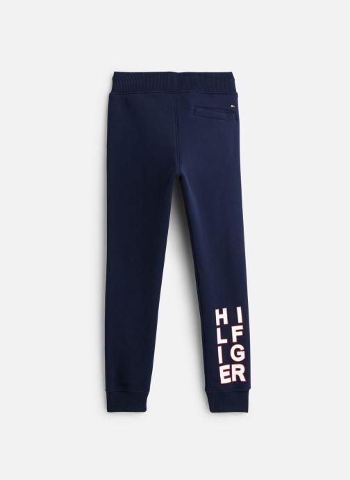 Vêtements Tommy Hilfiger Pantalon de survêtement Graphic Sweatpants Bleu vue bas / vue portée sac