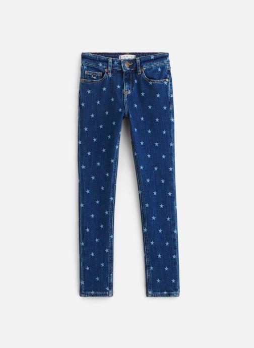 Tøj Tommy Hilfiger Jean slim Nora Skinny Starbst Blå detaljeret billede af skoene