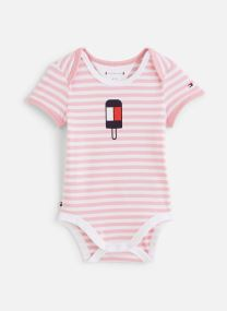 Body manches courtes Baby Striped Body S/S