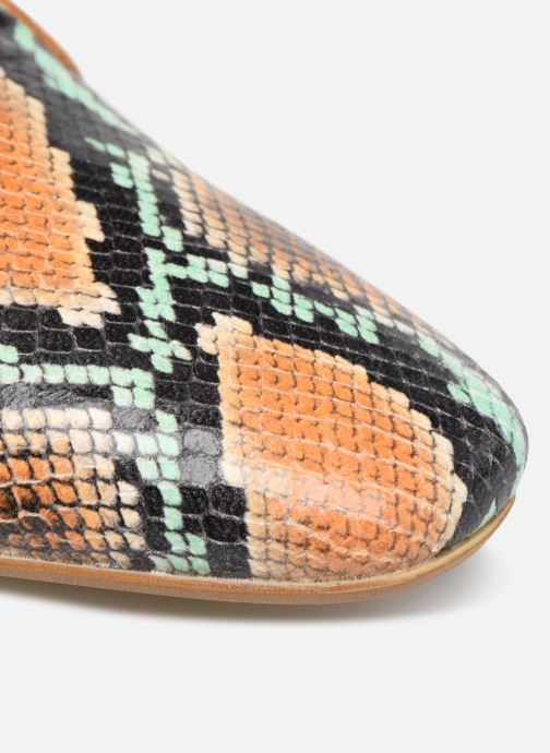 Slipper Made by SARENZA Africa Vibes Mocassins #2 braun ansicht von links