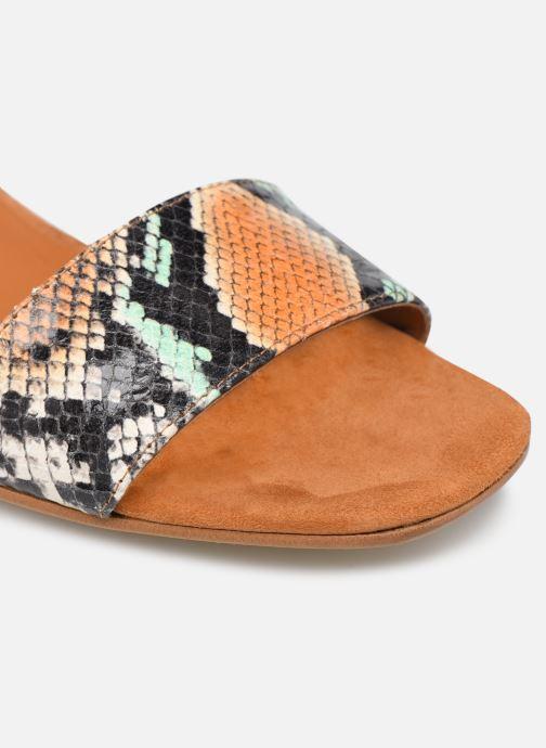 Sandales et nu-pieds Made by SARENZA Africa Vibes Sandales à Talons #3 Multicolore vue gauche