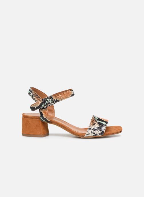 Sandales et nu-pieds Made by SARENZA Africa Vibes Sandales à Talons #3 Multicolore vue détail/paire