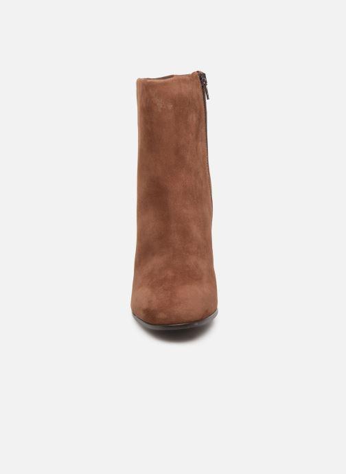 Jonak NOURA (Marron) Bottines et boots chez Sarenza (416182)