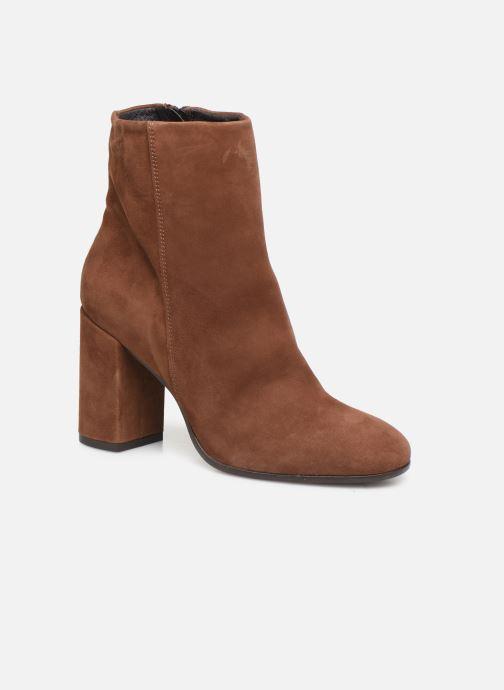 Boots en enkellaarsjes Jonak NOURA Bruin detail