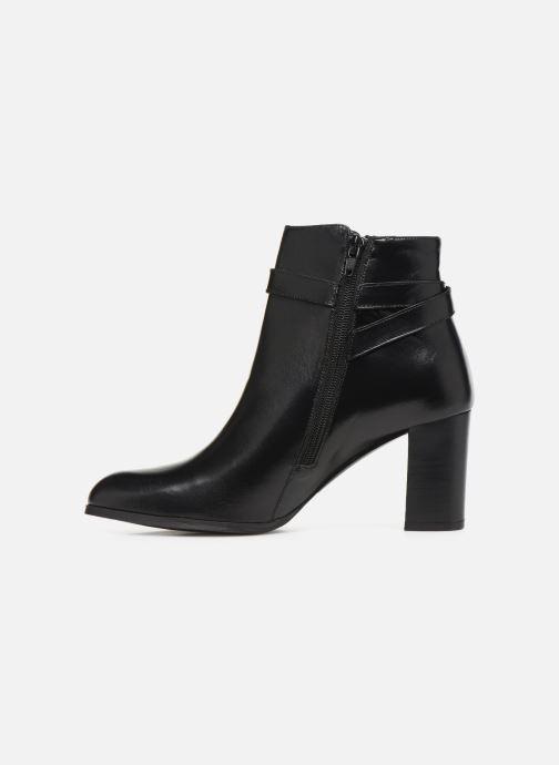 Boots en enkellaarsjes Jonak AKILIN Zwart voorkant