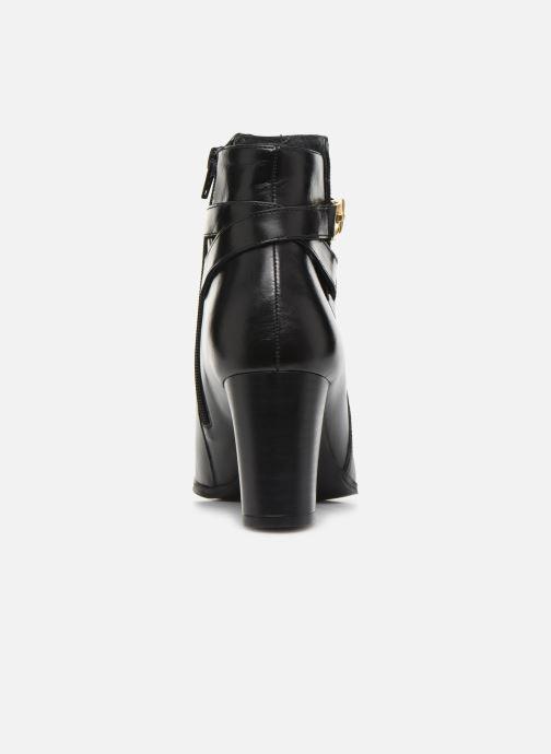Boots en enkellaarsjes Jonak AKILIN Zwart rechts