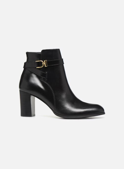 Boots en enkellaarsjes Jonak AKILIN Zwart achterkant