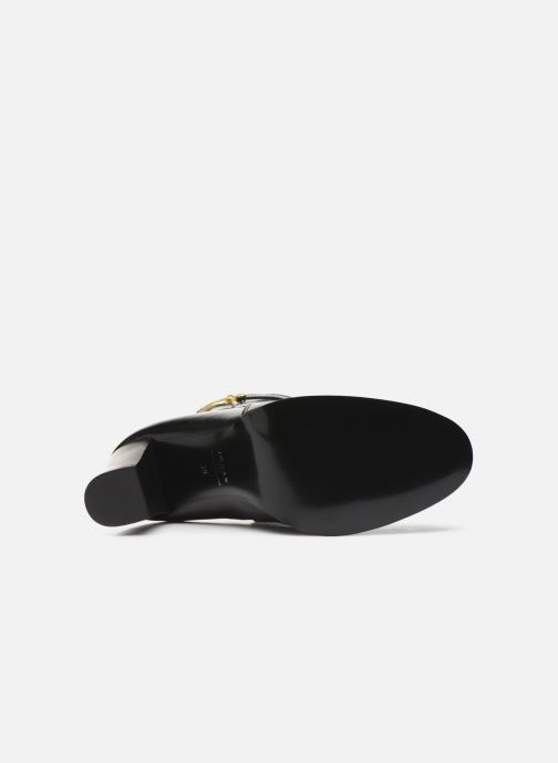 Stiefeletten & Boots Jonak AKILIN schwarz ansicht von oben