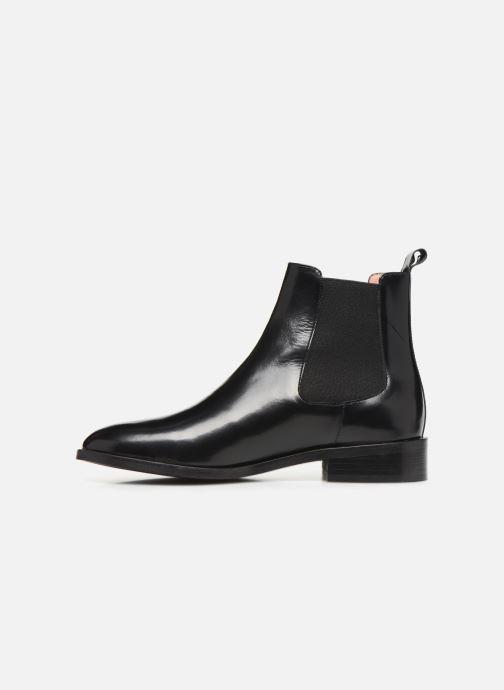 Bottines et boots Jonak DWAIN Noir vue face