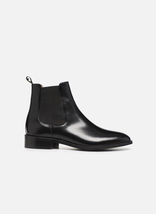Bottines et boots Jonak DWAIN Noir vue derrière