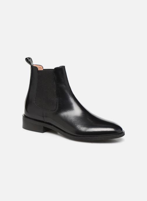 Bottines et boots Jonak DWAIN Noir vue détail/paire