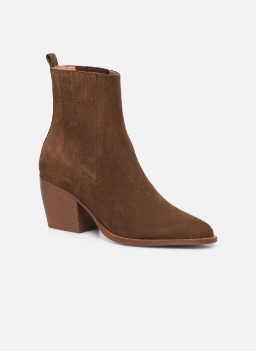 Jonak DOCTIR (Marron) Bottines et boots chez Sarenza (416185)