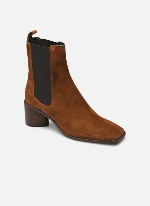 Boots en enkellaarsjes Dames BERGAMOTE