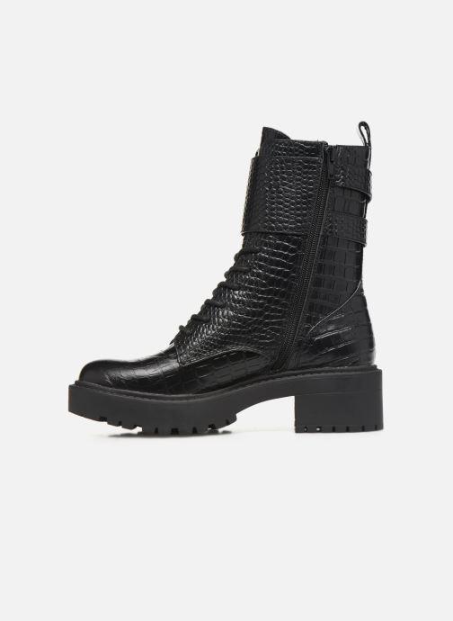 Bottines et boots Jonak KEROU Noir vue face