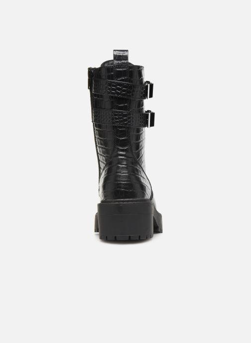 Bottines et boots Jonak KEROU Noir vue droite