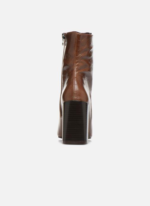 Bottines et boots Jonak BRILLO Marron vue droite