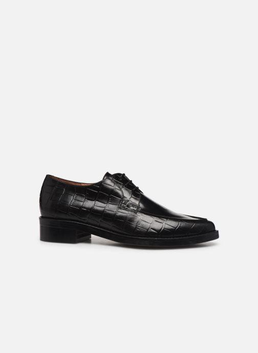Zapatos con cordones Jonak DEFIM Negro vistra trasera