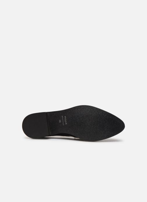 Zapatos con cordones Jonak DEFIM Negro vista de arriba