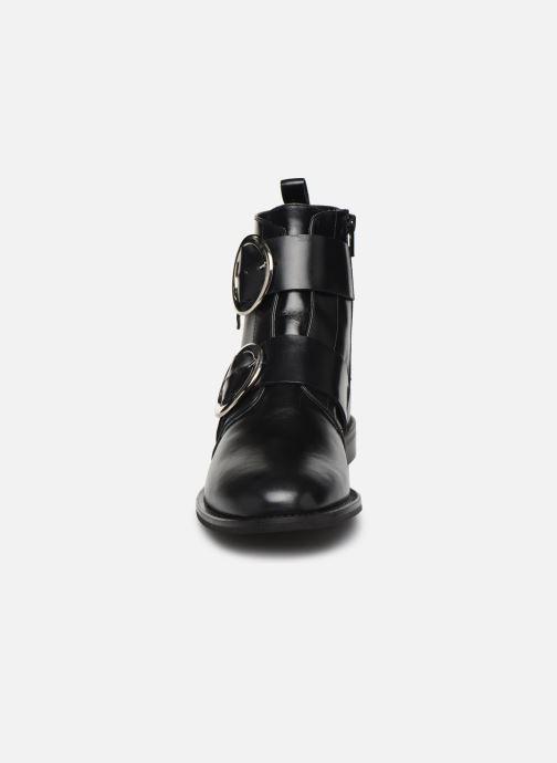 Bottines et boots Jonak DIAFO Noir vue portées chaussures