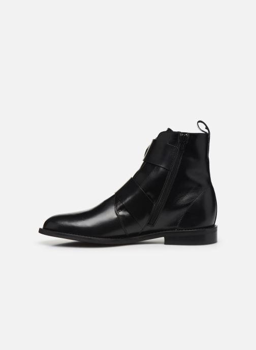 Bottines et boots Jonak DIAFO Noir vue face