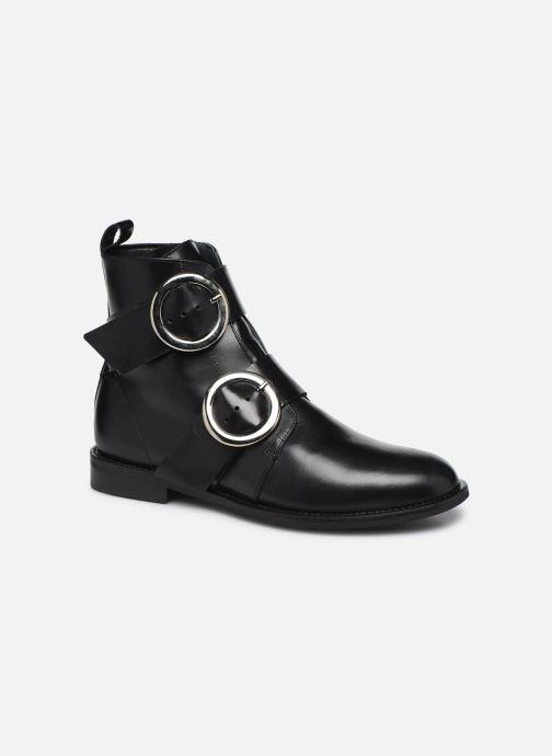 Bottines et boots Jonak DIAFO Noir vue détail/paire