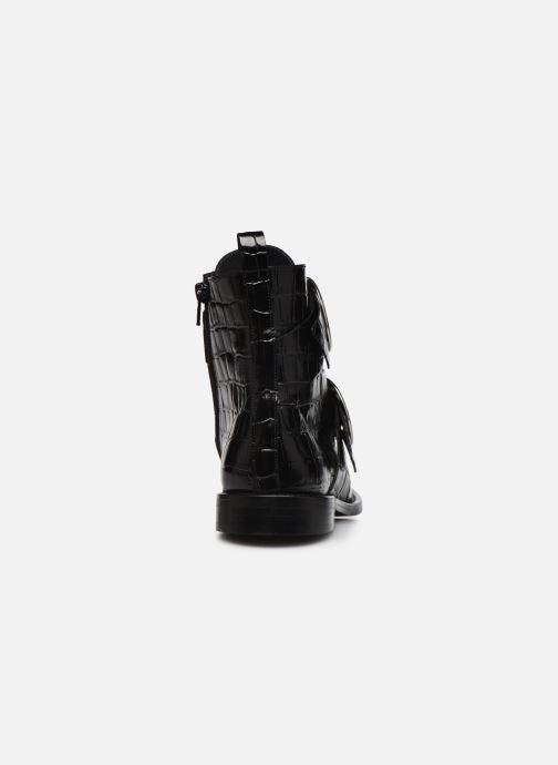 Bottines et boots Jonak DIAFO Noir vue droite