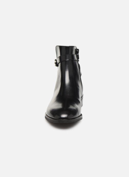 Bottines et boots Jonak DOBS Noir vue portées chaussures