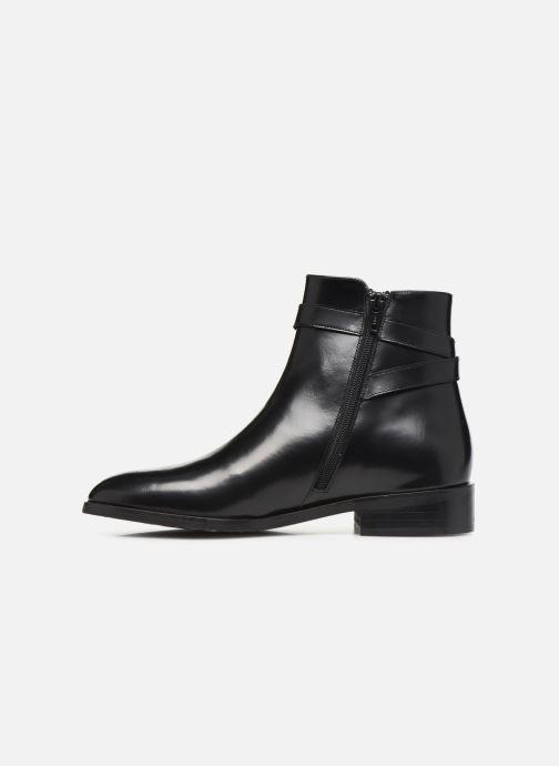Bottines et boots Jonak DOBS Noir vue face