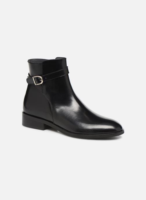 Bottines et boots Jonak DOBS Noir vue détail/paire