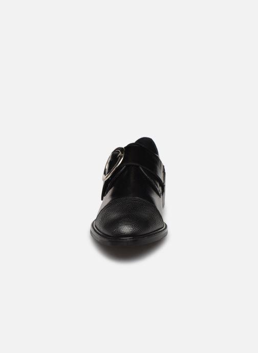 Chaussures à lacets Jonak DUNH Noir vue portées chaussures