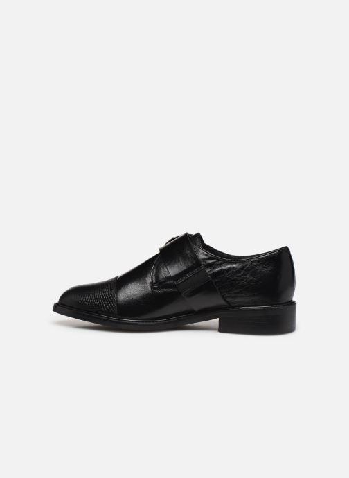 Chaussures à lacets Jonak DUNH Noir vue face