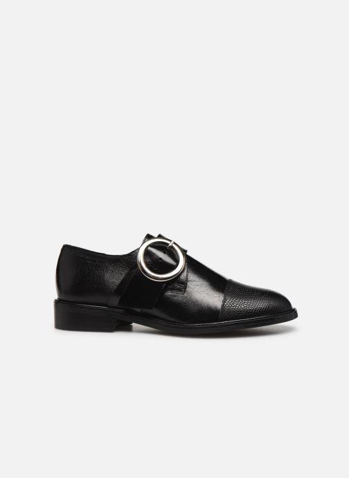 Chaussures à lacets Jonak DUNH Noir vue derrière