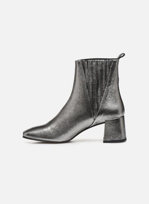 Stiefeletten & Boots Jonak ALANIS silber ansicht von vorne
